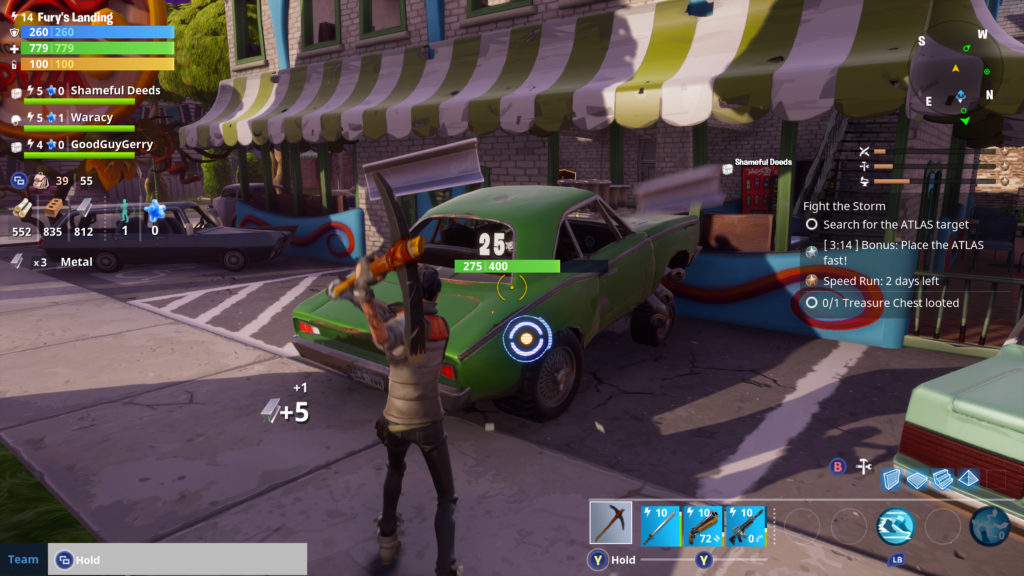 how to change replay controls in fortnite