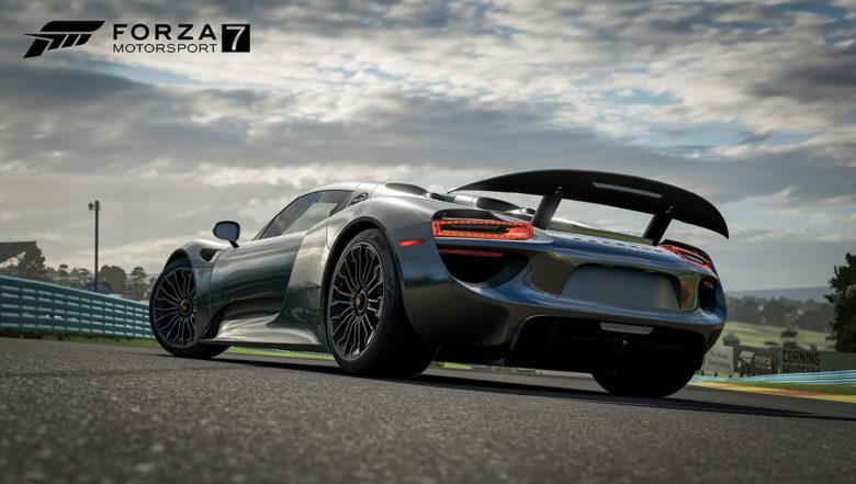 Forza Garage - Forza Motorsport 7