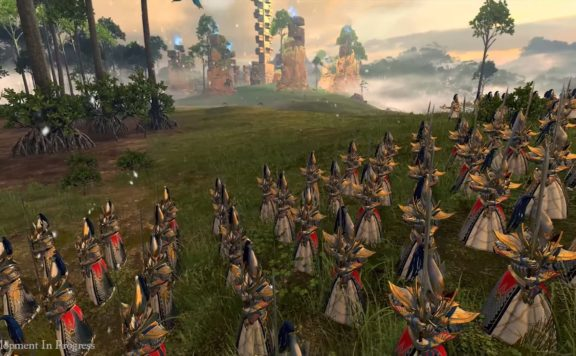 HIGH ELVES Total War: Warhammer II