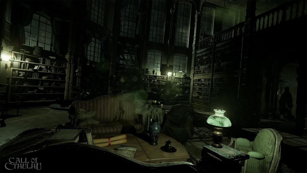 Lovecraftian Call of Cthulhu 3