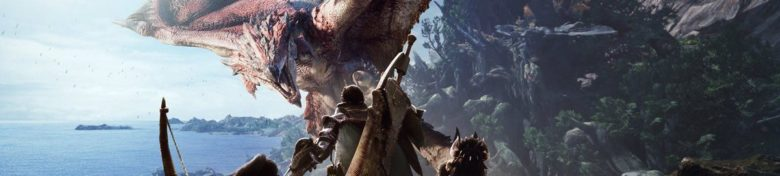 Monster Hunter World BG