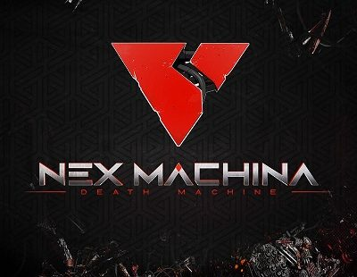 NEX MACHINA LOGO 1