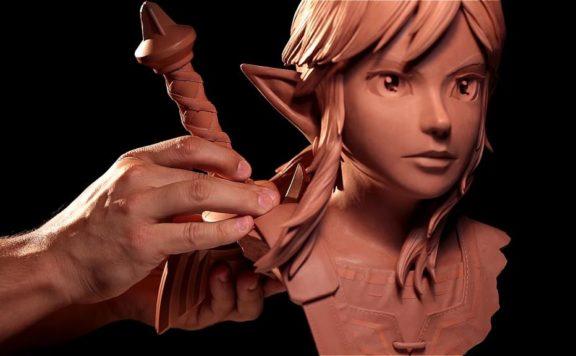 Sculpting Link