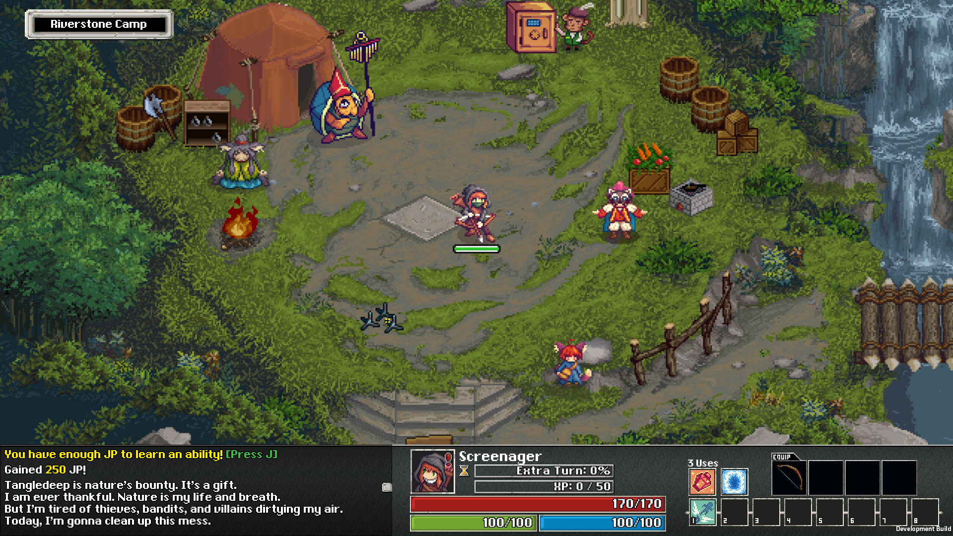 Tangledeep: Our Early Access First Impressions - GameSpace com