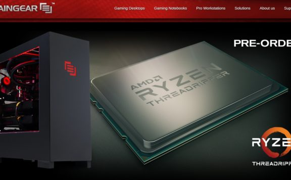 MAINGEAR Ryzen Threadripper