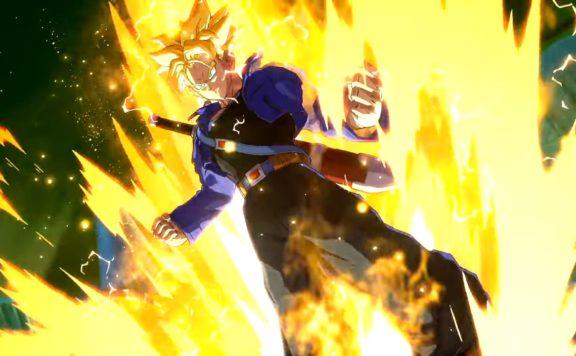 Trunks Dragonball Fighterz