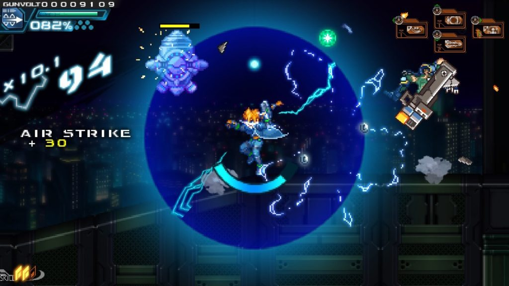 Azure Striker Gunvolt Striker Pack 1