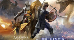 Final Fantasy XV Assassin's Creed Origins Festival