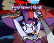 Pirate Queen's Quest is out now for Shantae: Half-Genie Hero