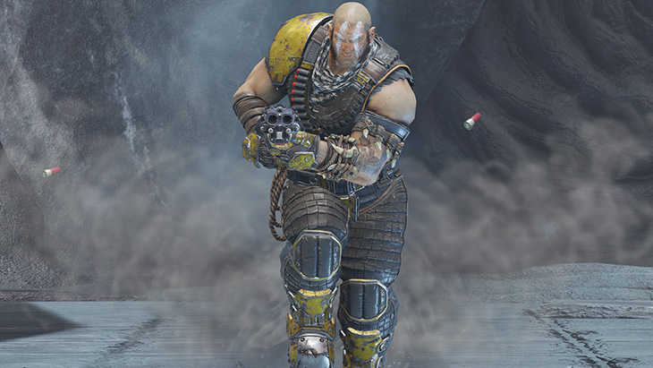 QUAKE CHAMPIONS EARLY ACCESS