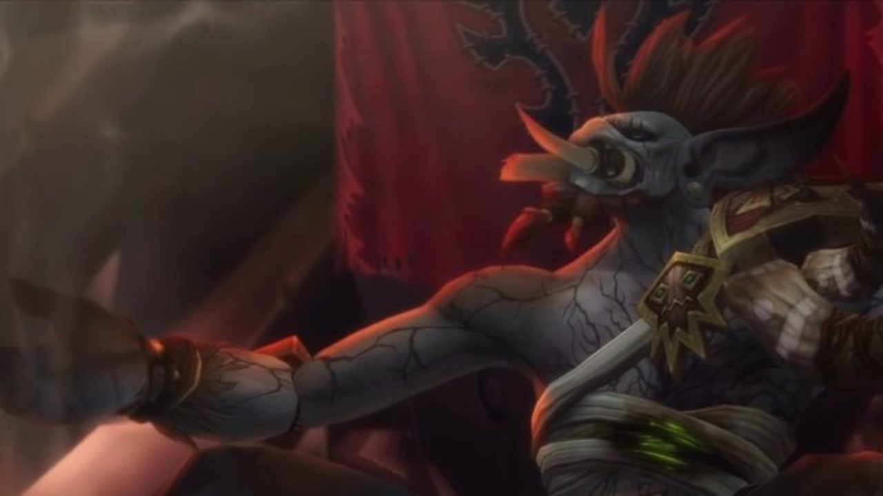 RUMOR TIME: World of Warcraft's Next Expansion Leaked? - GameSpace com