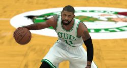 SPORTIN' CELTIC GREEN NBA 2K18