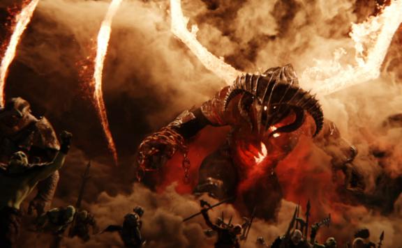 Shadow of War Orc