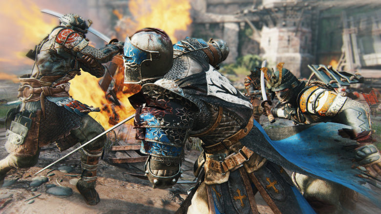 UBISOFT - FOR HONOR
