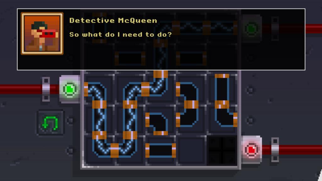 Dark side Detective