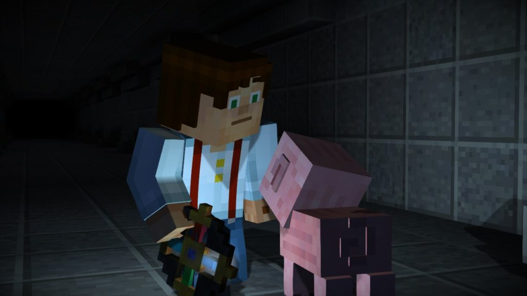 a killer soundtrack, and the crippling fear that you may just ruin a relationship or two along your journey. This is our Minecraft: Story Mode review for the Nintendo Switch.