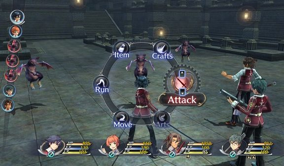 Trials of Cold Steel