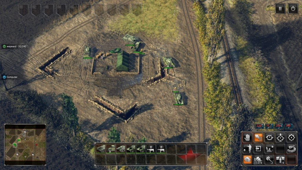 Our Sudden Strike 4 Review - Merely Adequate - GameSpace com