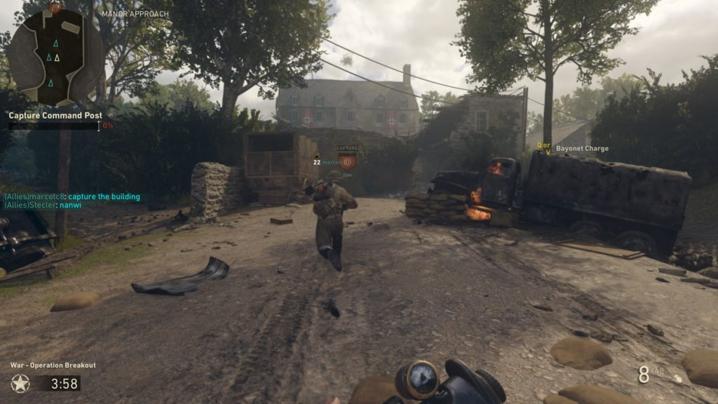 CALL OF DUTY WWII 3