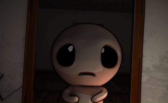 CREEPY THE BINDING OF ISAAC AFTERBIRTH+