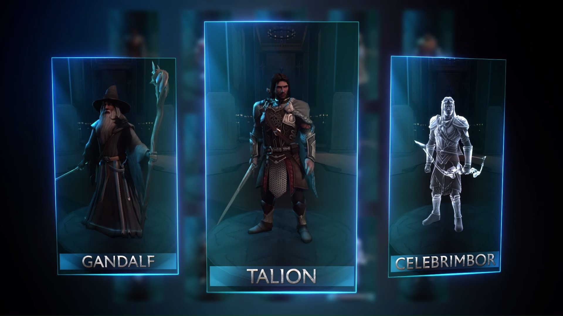 Mobile Strategy Rpg Tie In To Shadow Of War Available Now