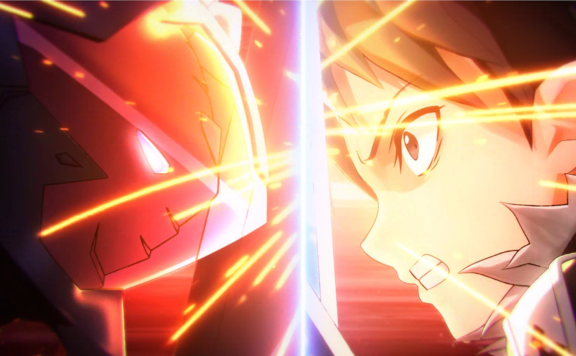 Accel World vs Sword Art Online review