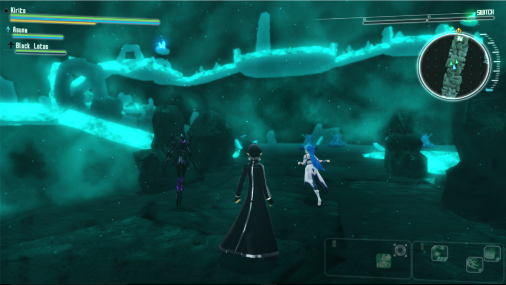 Kawahara's less prominent works collides with Alfheim as Bandai Namco bring Accel World Vs Sword Art Online Deluxe to PC. This is our Accel World Vs Sword Art Online Review
