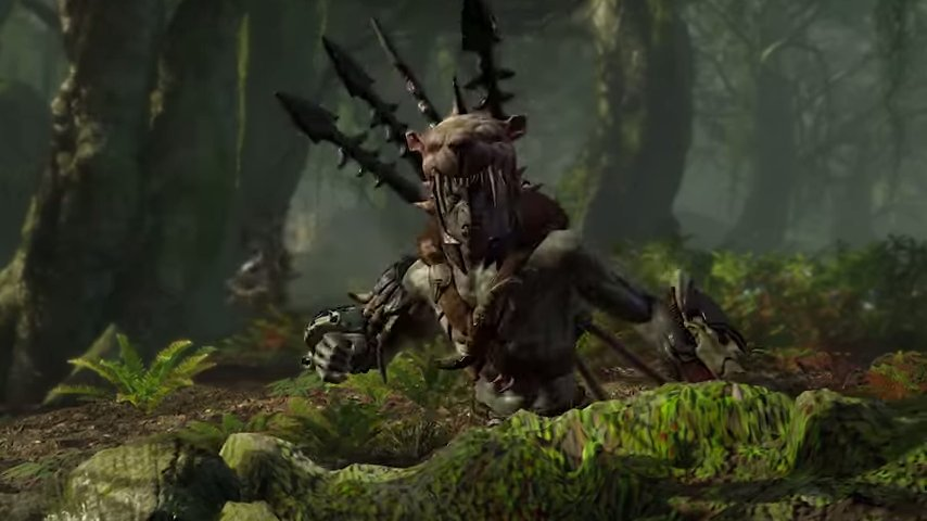 Shadow of War Feral Tribe