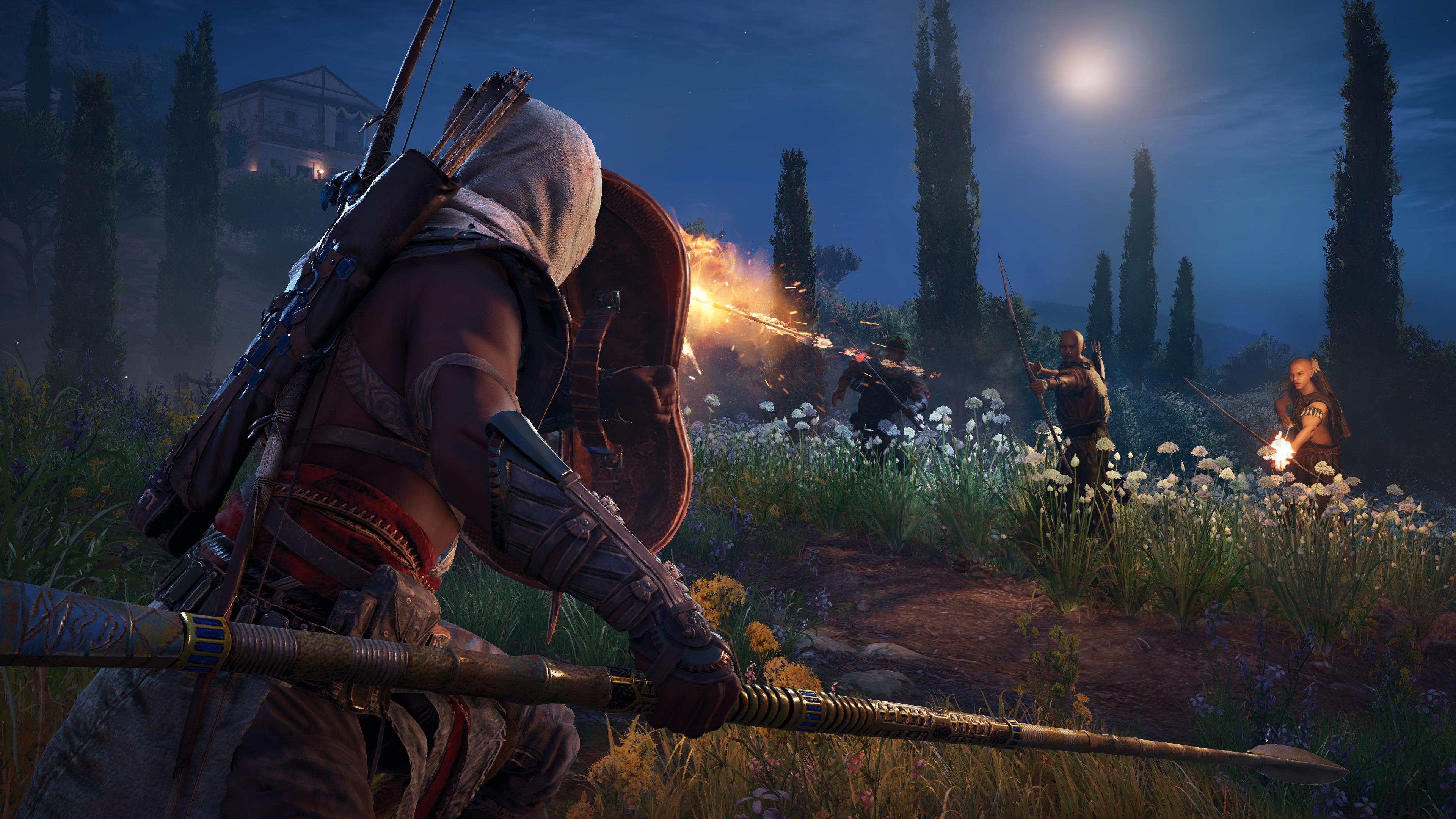 Assassns Creed Origins Difficulty Spec Requirements FAQ