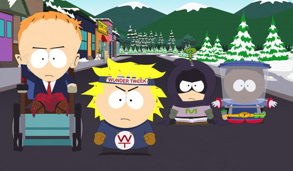 CONSOLE TRIAL - SOUTH PARK