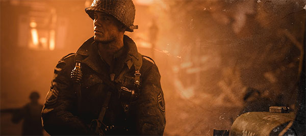 Call of Duty WWII - Pre-download