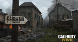 Call of Duty WWII Season Pass Bonus Map Carentan