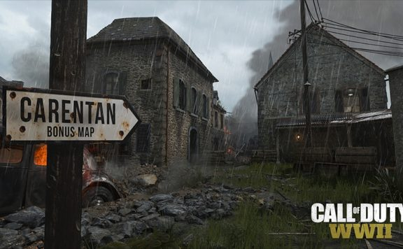 Call of Duty WWII Season Pass Bonus Map Carentan