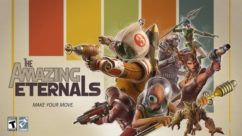 The Amazing Eternals Development