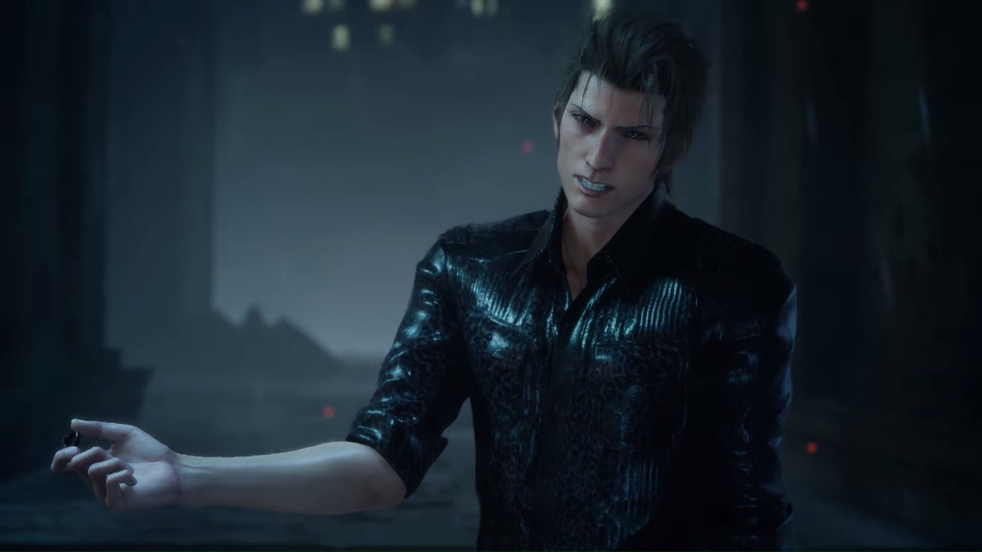 Final Fantasy Xv Episode Ignis Coming December 13th