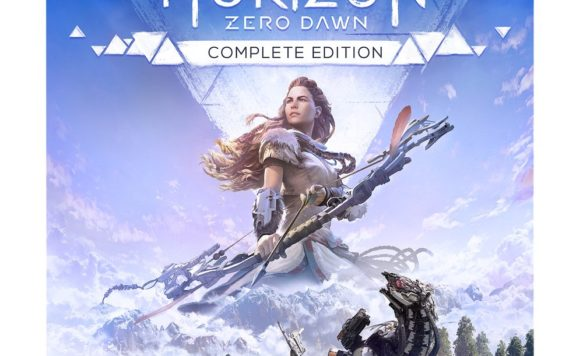 HORIZON ZERO DAWN THE COMPLETE EDITION