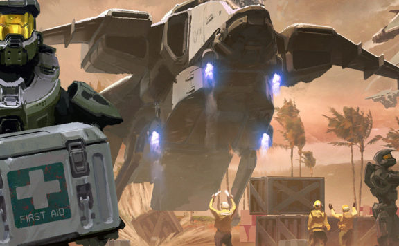 Halo 5 Relief & Recovery DLC