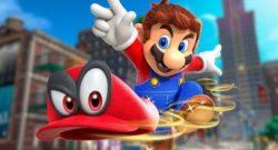 Super Mario Odyssey Overview
