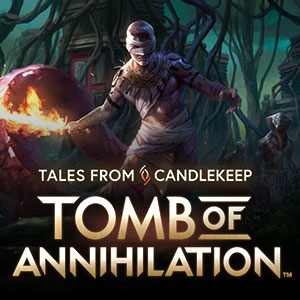 Tales from Candlekeep Review TALES FROM CANDLEKEEP LOGO