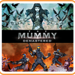 The Mummy Demastered Logo