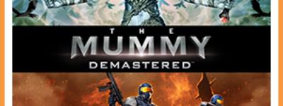 The Mummy Demastered Logo