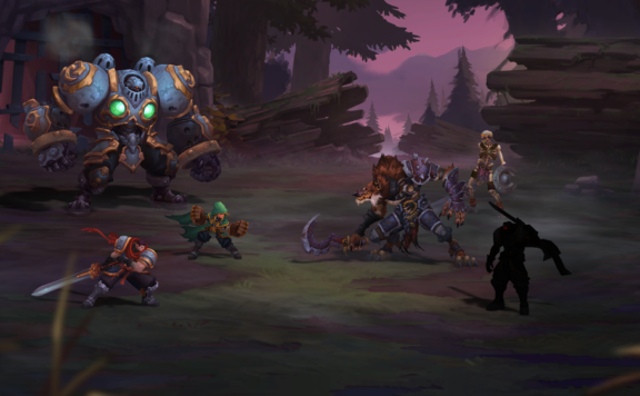 battle chasers nightwar interview