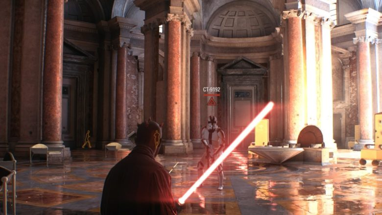 Star Wars Battlefront 2 Open Beta
