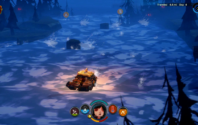 Our Flame in the Flood Switch Review – Like the Cuyahoga River