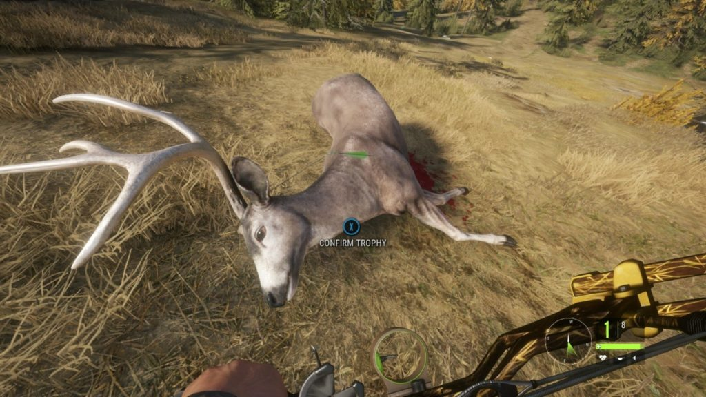 the hunter call of the wild game engine