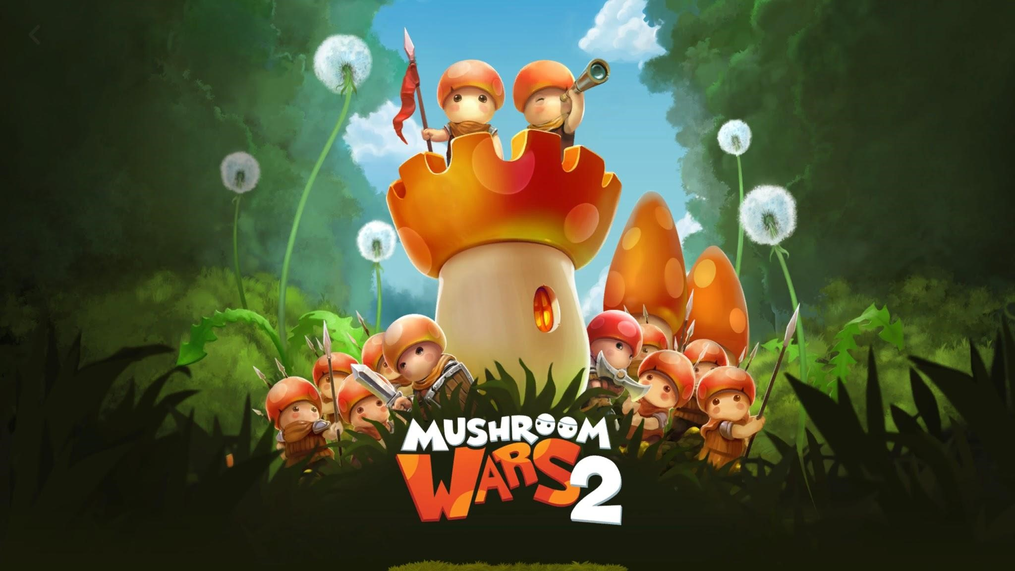 Mushroom Wars 2 review