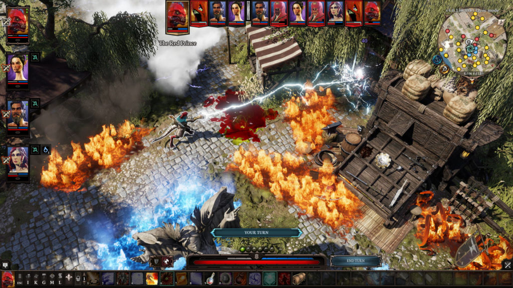 Divinity Original Sin 2 Combat Battle