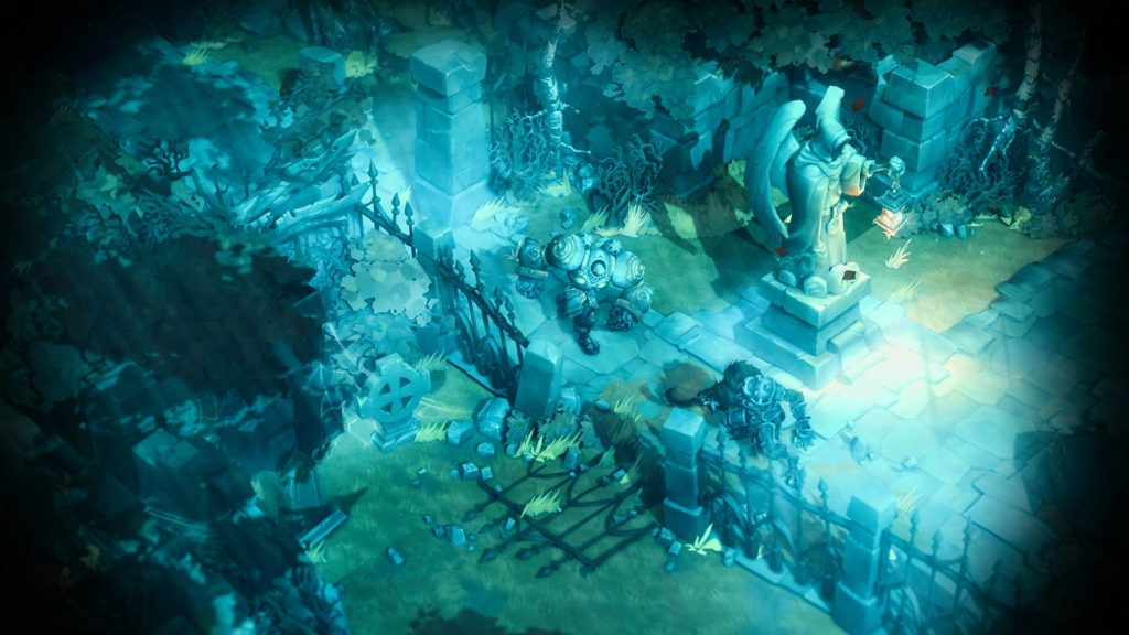 Battle Chasers review