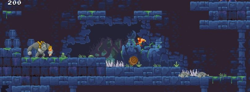 Tiny Barbarian DX Switch review