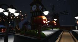 Tracks Halloween